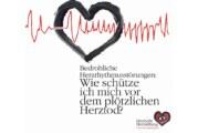 Herzwochen 2019 – Bedrohliche Herzrhythmusstörungen: Wie schütze ich mich vor dem plötzlichen Herztod?