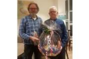 Ewald Steding gewinnt Preisskat des CDU Ortsverbandes Rinteln-Weser