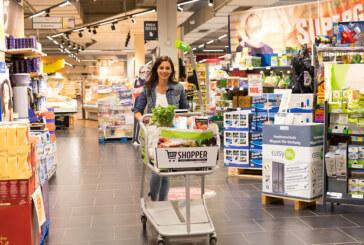 """""""EASY Shopper"""" kommt: Modernster Einkaufswagen der Welt beim Marktkauf Rinteln"""
