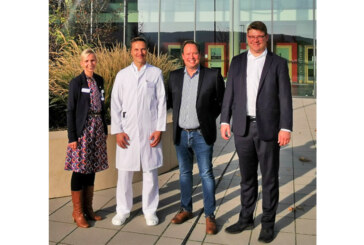 Neuer Chefarzt für Lungenheilkunde am Klinikum Schaumburg