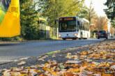 Warnstreik führt zu Störungen im Busverkehr: Mehrere Buslinien betroffen