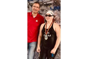 Lilli-Sophie Lindemann punktet bei Deutschen Kurzbahn-Schwimmmeisterschaften in Remscheid