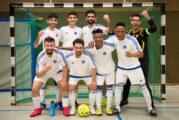 Knappe Sache: Futsal-Team der VTR schafft ein 3:3 gegen Braunschweig, Rinteln bleibt an Tabellenspitze
