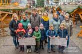 Nikolaus-Stiefelaktion von Pro Rinteln: Je 145 Euro für Kita Steinbergen und Kinderspielkreis Goldbeck
