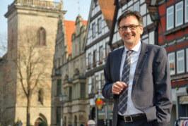 Rinteln: Corona-Appell des Bürgermeisters zu Ostern