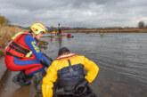 Eisfahrt des Rintelner Kanu Clubs: Wassersportler aus nah und fern trotzen Wind und Wetter
