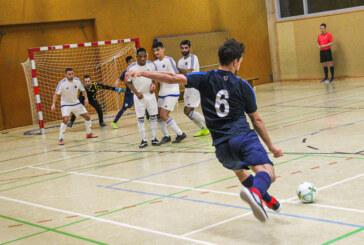 VTR-Futsal-Team erzielt Sieg gegen BSC Aosta Braunschweig auf den letzten Metern