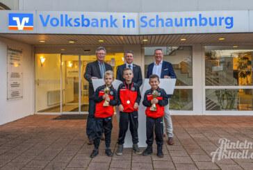 """""""Klein, aber fein"""": 18. Volksbank-Hallencup des SC Rinteln mit verkleinerter Aufstellung"""