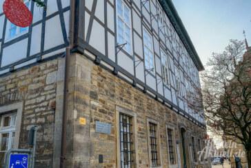 Rinteln: Brandschutz-Bauarbeiten im Bürgerhaus am Marktplatz