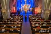 Unter Leitung von Wolfgang Westphal: Erstes stimmungsvolles Adventssingen 2019 startet in St. Nikolai