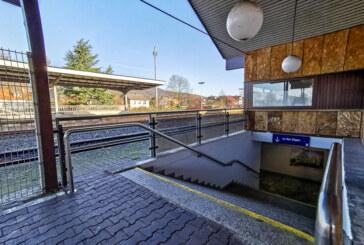 Bahnhof Rinteln wird barrierefrei: Aufzug und Rampe geplant