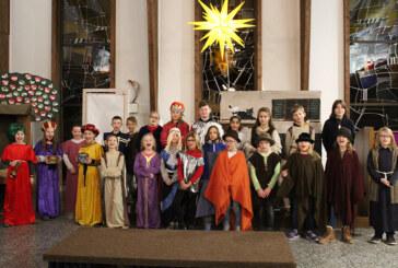 Weihnachten im Johannis-Kirchzentrum