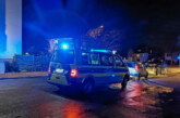 Verkehrsunfall mit zwei beschädigten Fahrzeugen