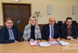 Bessere Berufsorientierung für Schüler: Agentur für Arbeit Rinteln und Stadthagen unterzeichnen Kooperationsvereinbarung
