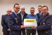 Feuerwehr Exten: Türöffnungen künftig materialschonender möglich
