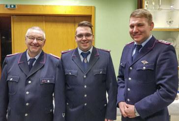 Jahr der Veränderungen: Neues Feuerwehrhaus und neuer stellvertretender Ortsbrandmeister in Hohenrode