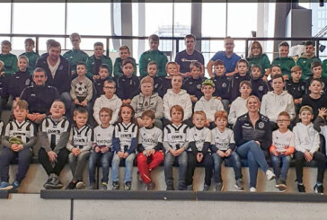 JSG Süd-Weser zu Besuch im Fußballmuseum