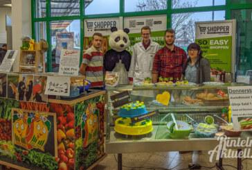 Drei Tage für den guten Zweck: Diesjährige Marktkauf-Azubi-Aktion ganz im Zeichen von 100 Jahren EDEKA Minden-Hannover