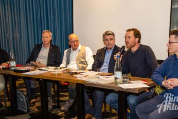 """""""Beton-Gigantomanie"""" durchs Weserbergland? Umstrittener Gesetzesentwurf und ICE-Neubautrasse in der Diskussion"""