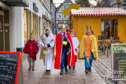 """""""Segen bringen, Segen sein"""": Sternsinger wieder in Rinteln und Umgebung unterwegs"""