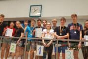 DLRG Ortsgruppe Rinteln erneut bei Bezirksmeisterschaften erfolgreich