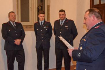 Feuerwehr Möllenbeck: Ortsbrandmeister Markus Dinter blickt kritisch aufs vergangene Jahr zurück