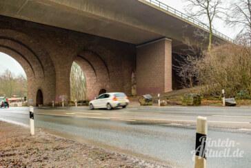 Steinbergen: Schluss mit Parken unter der Autobahn-Talbrücke Arensburg