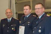 Neues Fahrzeug und Jubiläum: Jugendfeuerwehr Steinbergen feiert 60. Geburtstag