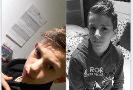 (Update: Jungs wieder da!) Vermisstenmeldung: Zwei Jungen gesucht, Hinweise bitte an die Polizei: 05751/95450
