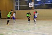 NFV Futsal Liga: Team der VT Rinteln setzt sich gegen TSV Peine durch
