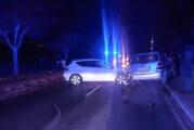 Auf geparkten Wagen aufgefahren: Vollsperrung der Landesstraße in Hohenrode