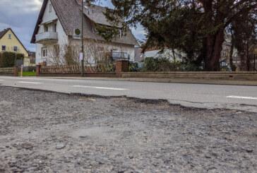 Ab 9. März geht es los: Sanierung der Drift um eine Woche verschoben