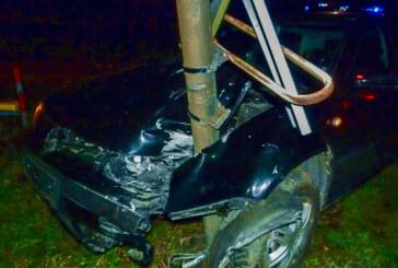 Eisbergen: Autofahrerin (78) verunfallt auf Bahnübergang
