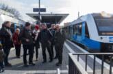 Förderverein Eisenbahn Rinteln-Stadthagen besucht reaktivierte Strecke Bentheim-Neuenhaus