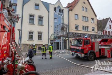 Rinteln: Kaffeeautomat löst Feuerwehreinsatz an der VHS aus
