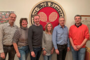 Fabian Godek ist neuer Vorsitzender des Tennisvereins Rot-Weiß Rinteln