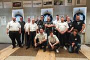 Voll ins Schwarze: Goldbeck Bulldogs empfangen SDS-Team zum Dart-Sponsorenspiel