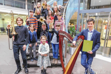 """Konzert der Schaumburger Preisträger des 57. Regionalwettbewerbs """"Jugend musiziert"""""""