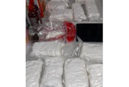 Polizei nimmt Drogenkurier auf der A2 fest