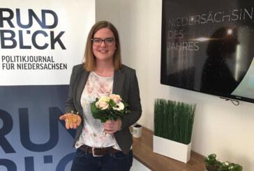 Henriette Struß ist Niedersächsin des Jahres 2019