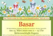 """Engern: Basar der Kita """"Zum Gänseblümchen"""" am 15. März"""