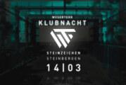 Wesertekk-Klubnacht abgesagt