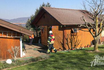 Feuerwehreinsatz in Hohenrode
