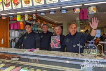 Rinteln: Eiscafé Venezia seit heute wieder geöffnet