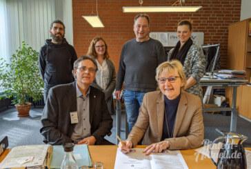"""BBS Rinteln beteiligen sich am Projekt """"Klimaschutz bewegt"""" des Landkreises Schaumburg"""