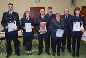 Engern: Zahlreiche Höhepunkte für die Feuerwehr im Gänsedorf