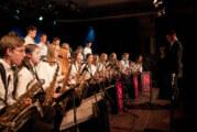 Ernestinum-Bigband nimmt Live-Konzert bei Bielefelder Fernsehsender auf