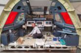 Rintelner Unternehmen zieht Airbus-Auftrag an Land: Sonderformteil aus ausgesonderter Maschine einer Metallbaufirma spült Geld in die Kasse