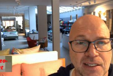 Betten Maack weitet Lieferservice aus und bietet Video-Chat an