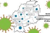 54 bestätigte Corona-Fälle im Landkreis Schaumburg / 19 Menschen geheilt: Abgesagte Veranstaltungen und Entwicklungen rund um COVID-19